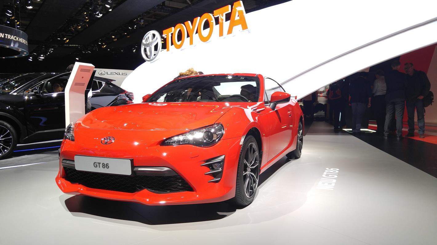 Toyota GT-86