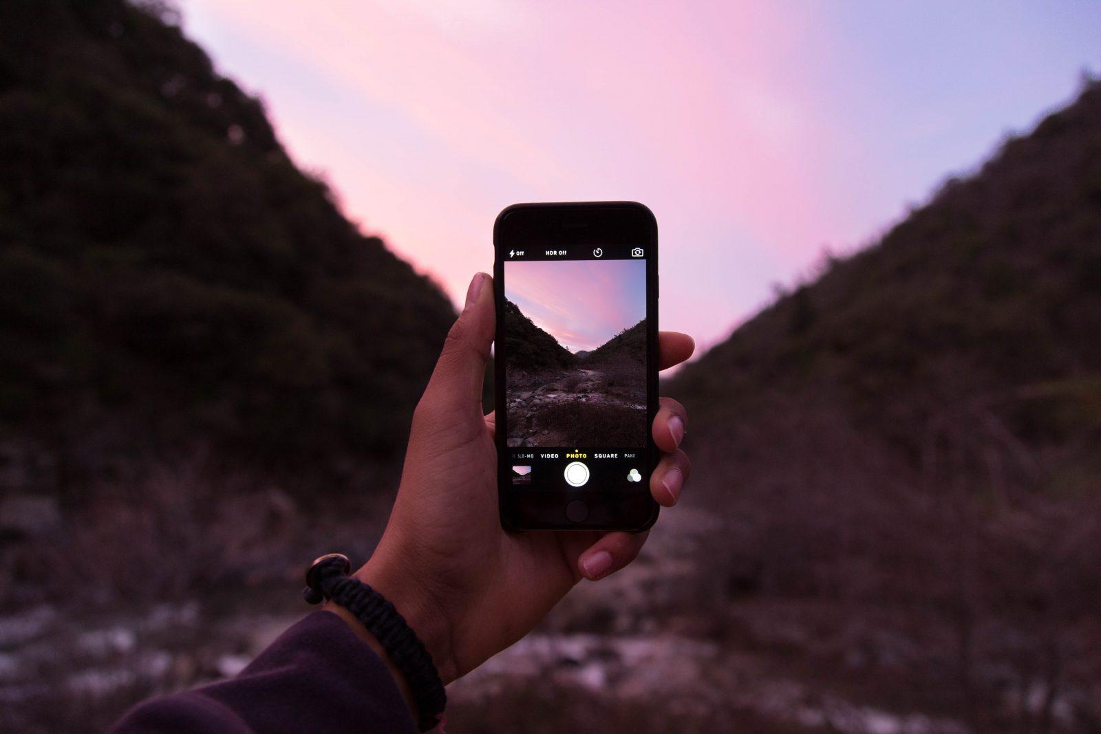 smartfony, iphone, zdjęcie