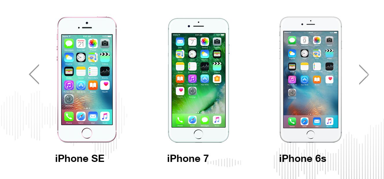 Telefony z Wi-Fi Calling w Orange, Play i T-Mobile