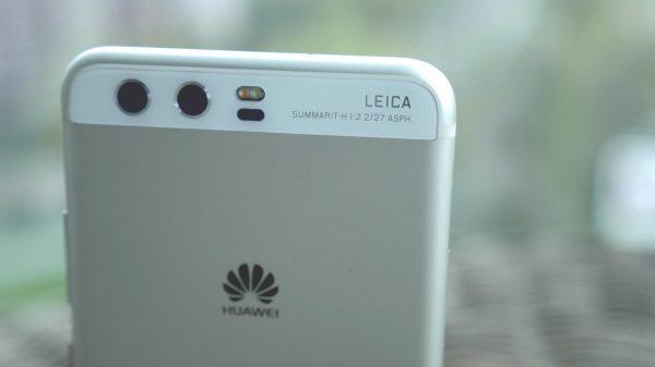 Huawei Mate 10 - aparat Leica