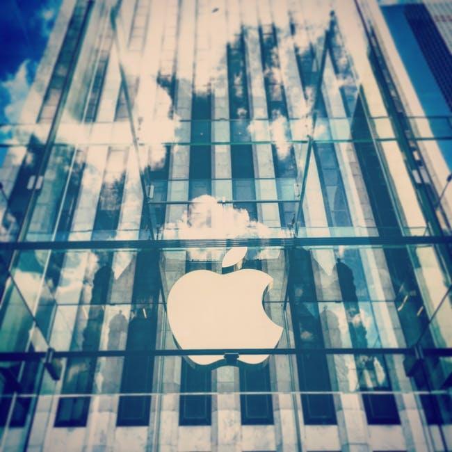 biurowiec apple