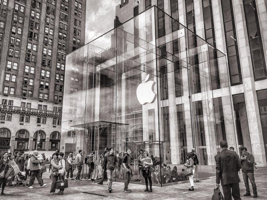 siedziba apple