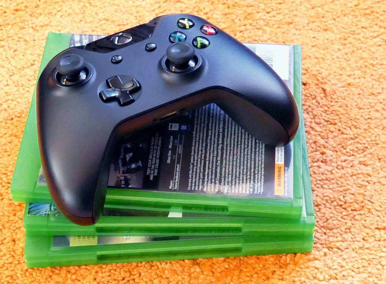 konsola, konsole, gry, xbox one