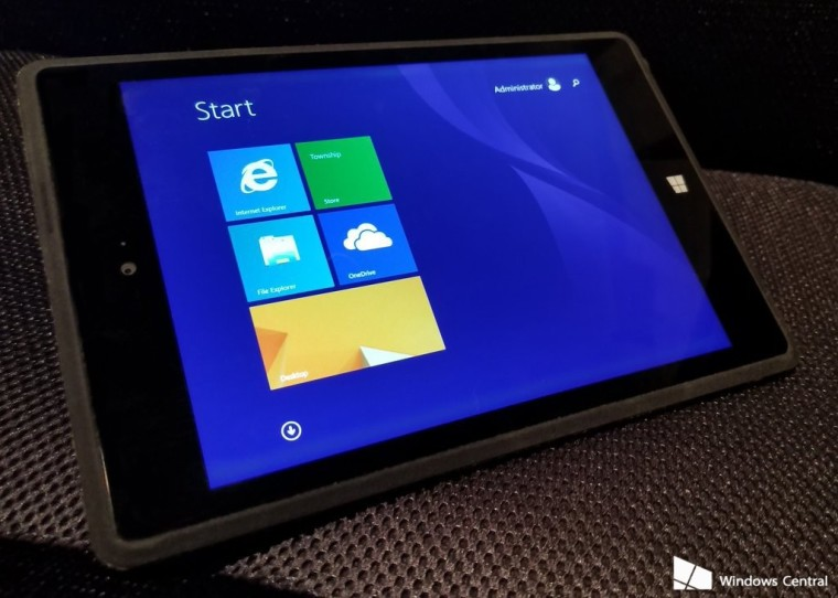 surface mini - front