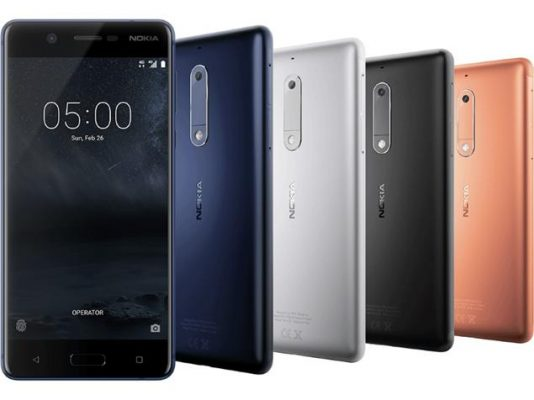 Telefon Nokia 5