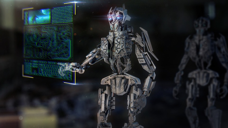 roboty i przyszłość