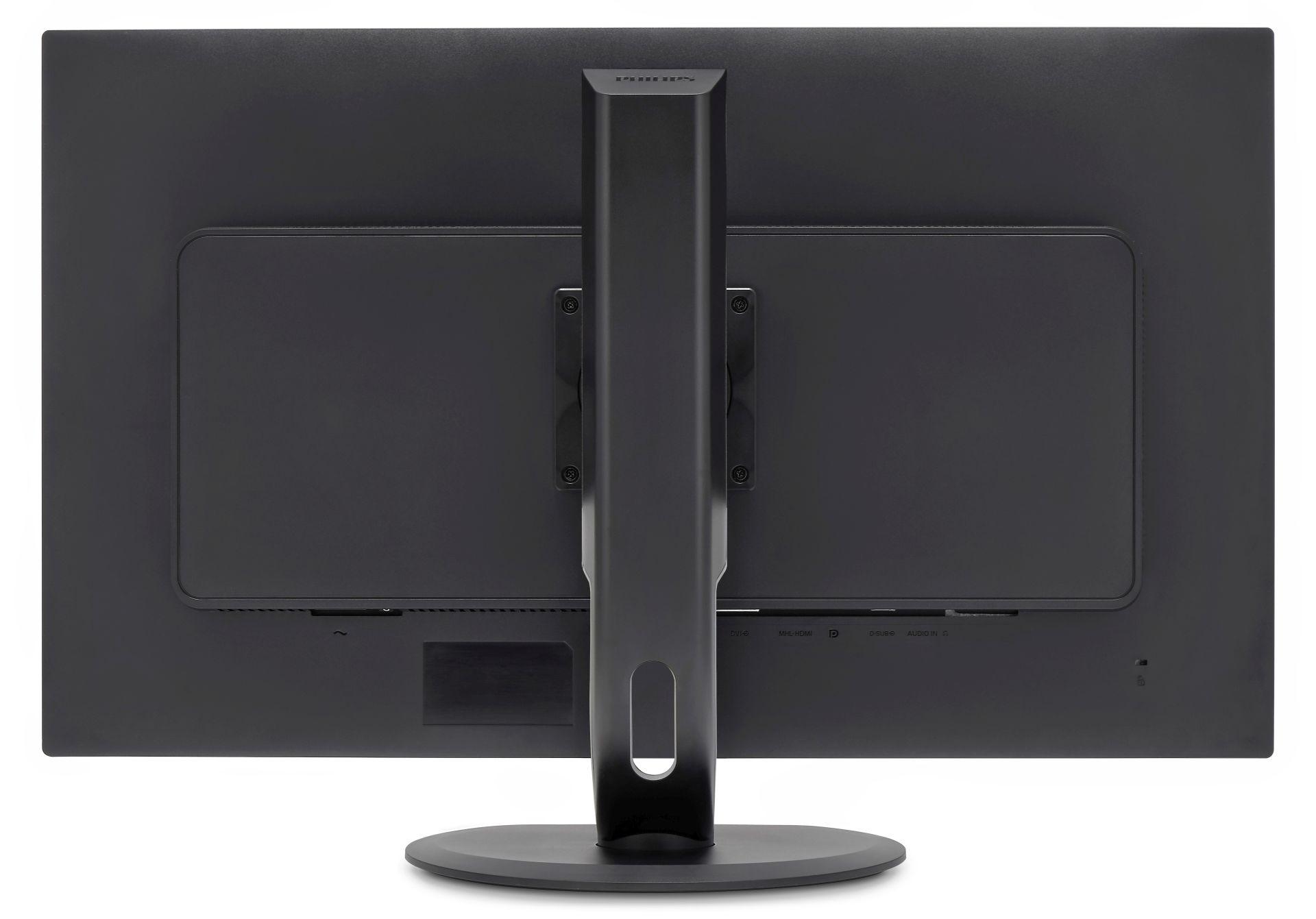 tył monitora Philips 328P6VJEB