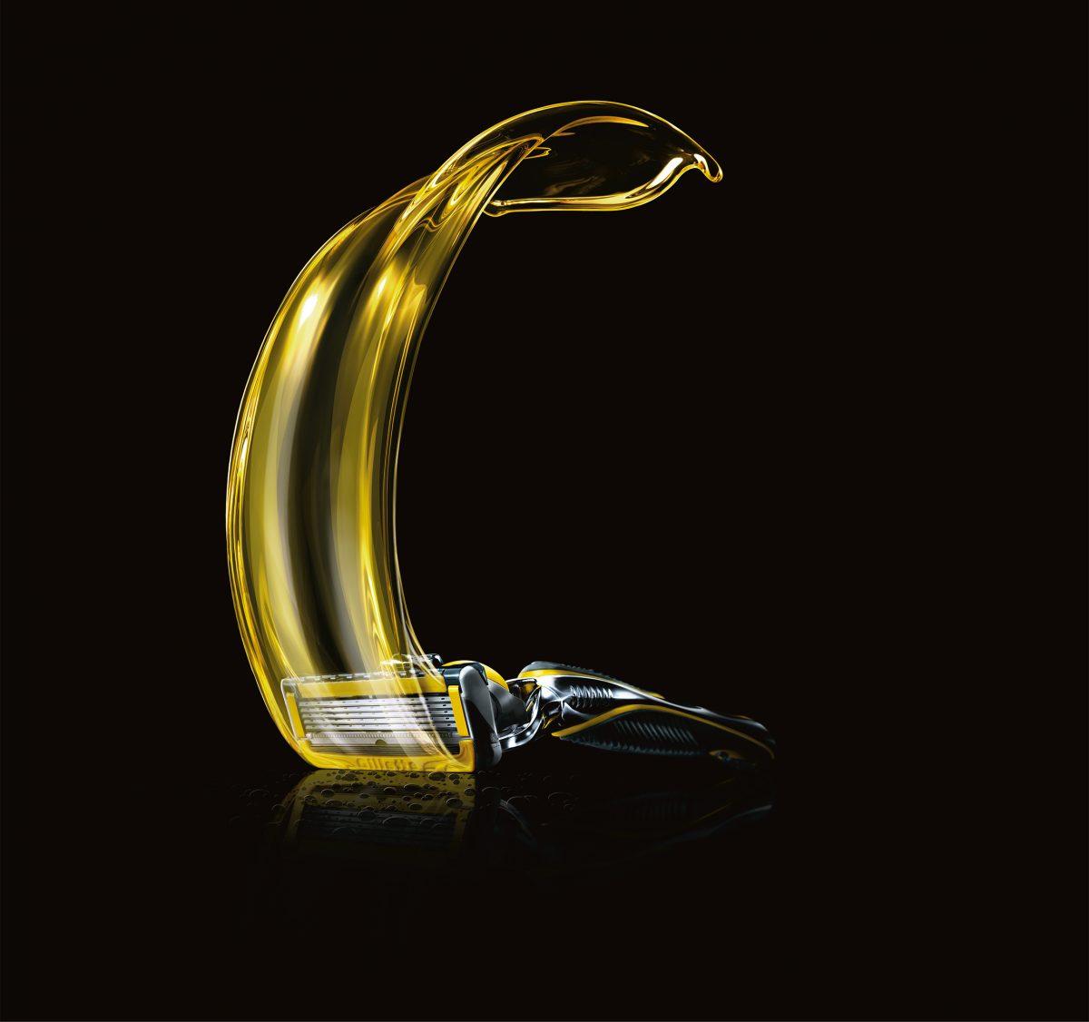 Gillette maszynka do golenia prezentacja - zdjęcie 2