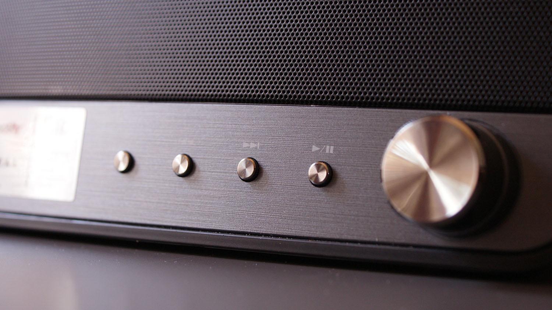 Pioneer X-HM86D - dźwięk