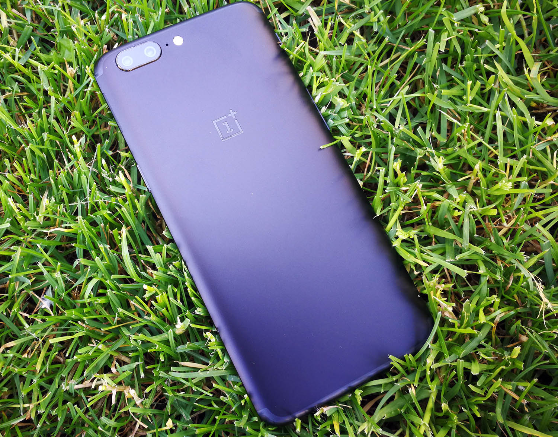 OnePlus 5 aparat