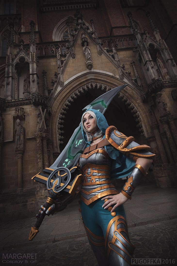 Wywiad z Margaret Cosplay (League of Legends) - antyweb.pl