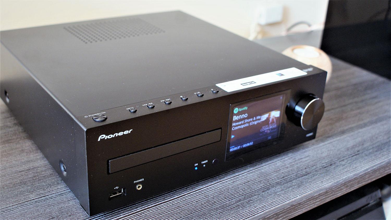Pioneer X-HM86D wygląd urządzenia