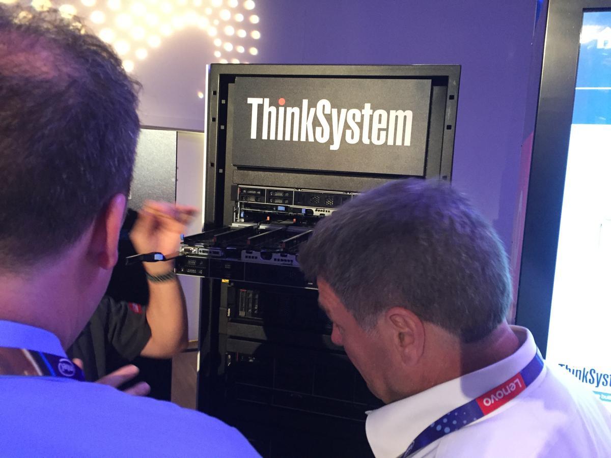 thinksystem thinkagile lenovo