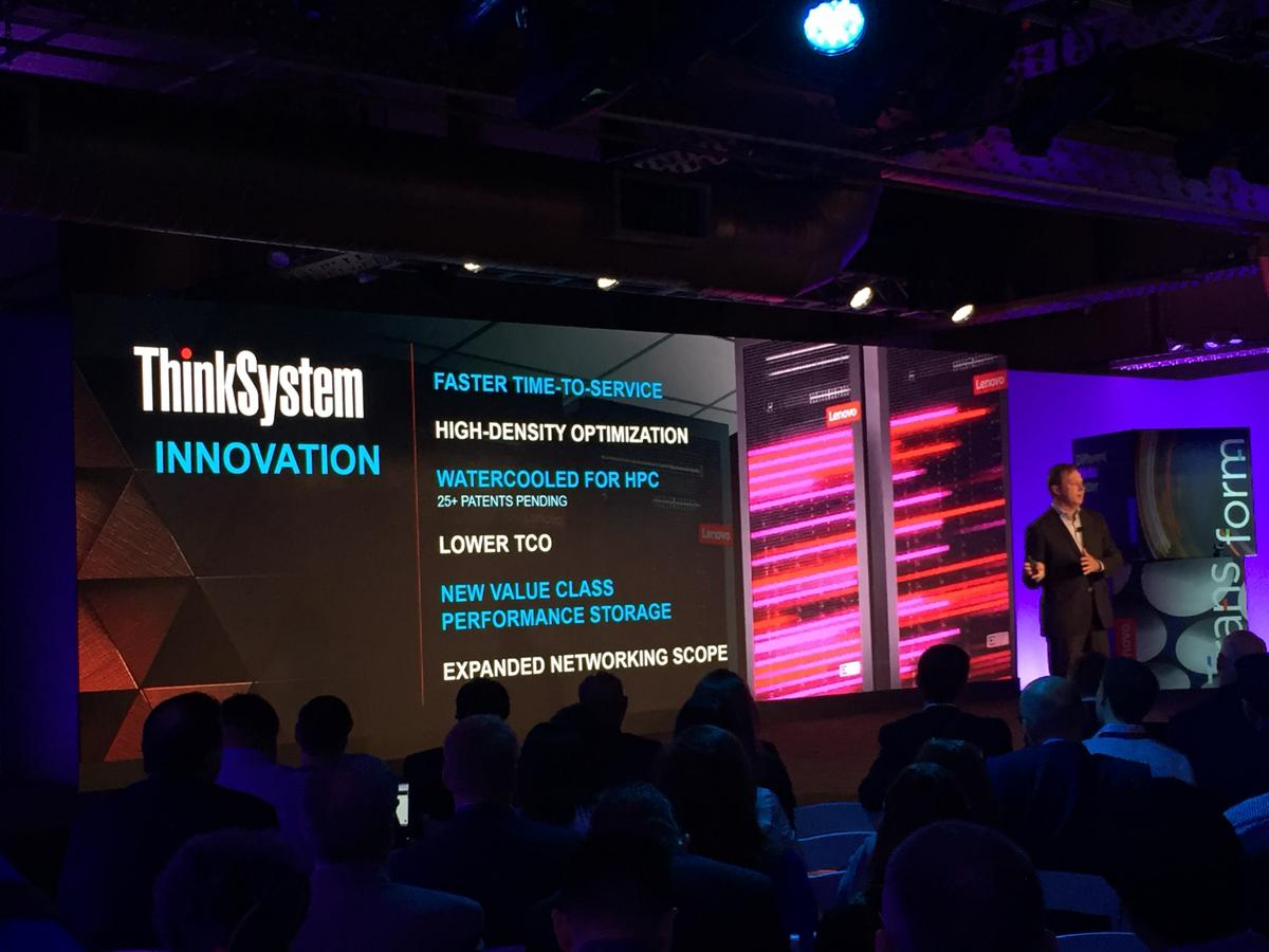 lenovo thinksystem innovation