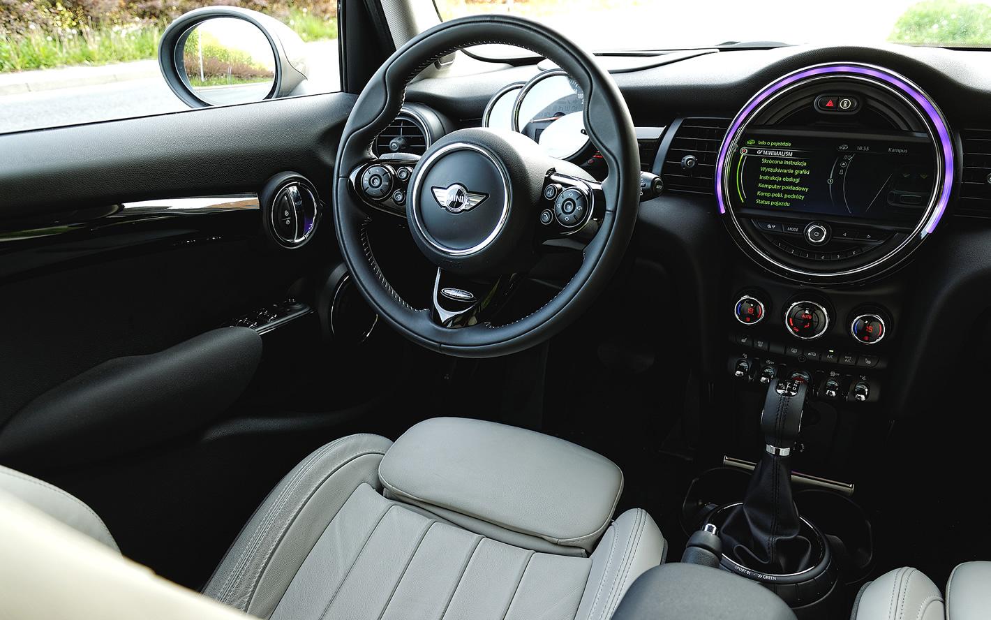 5-drzwiowe MINI Cooper Seven Edition