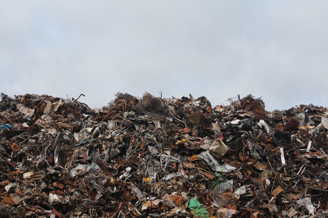śmieci wysypisko śmieci