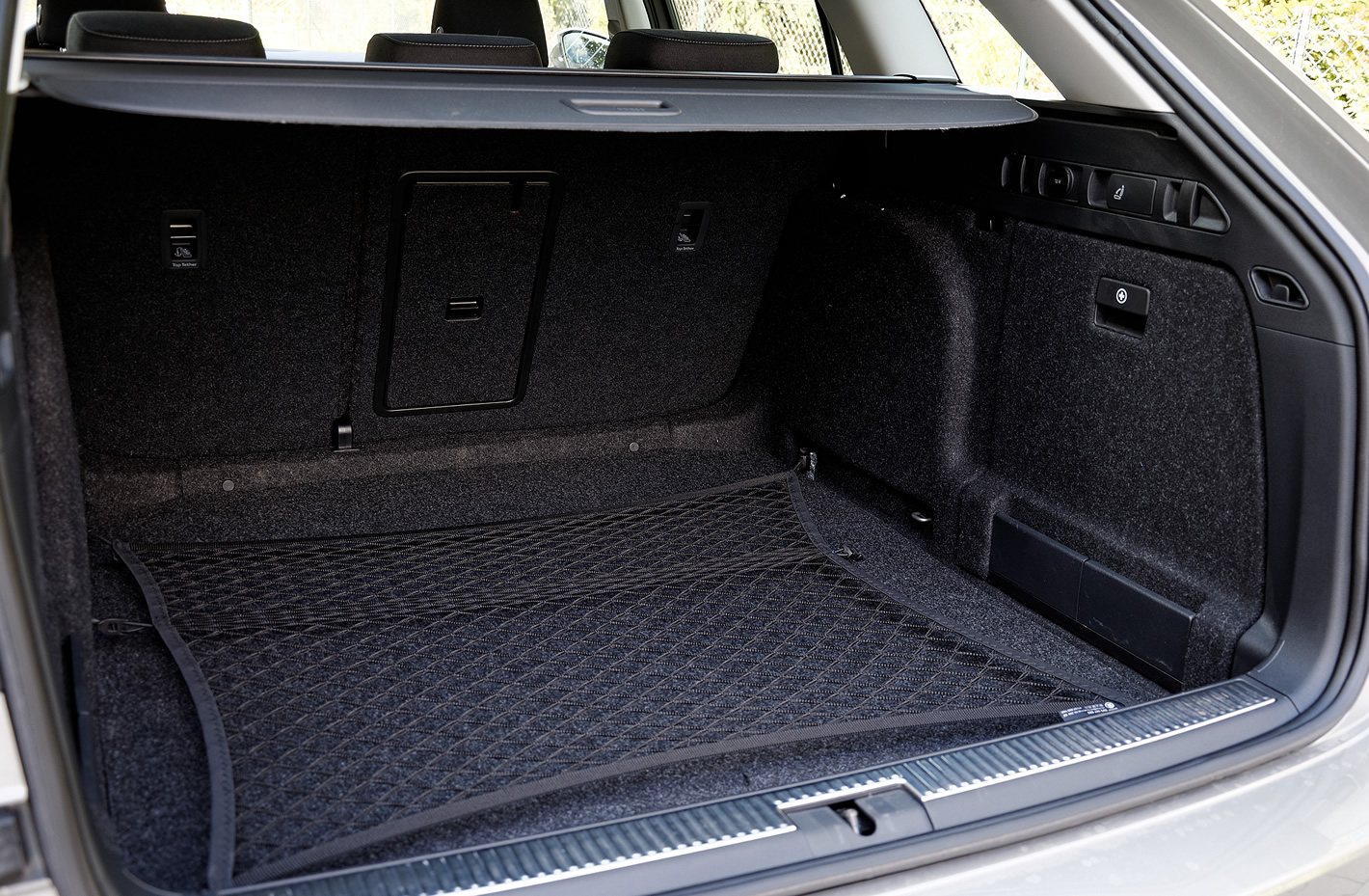 Škoda Superb - bagażnik