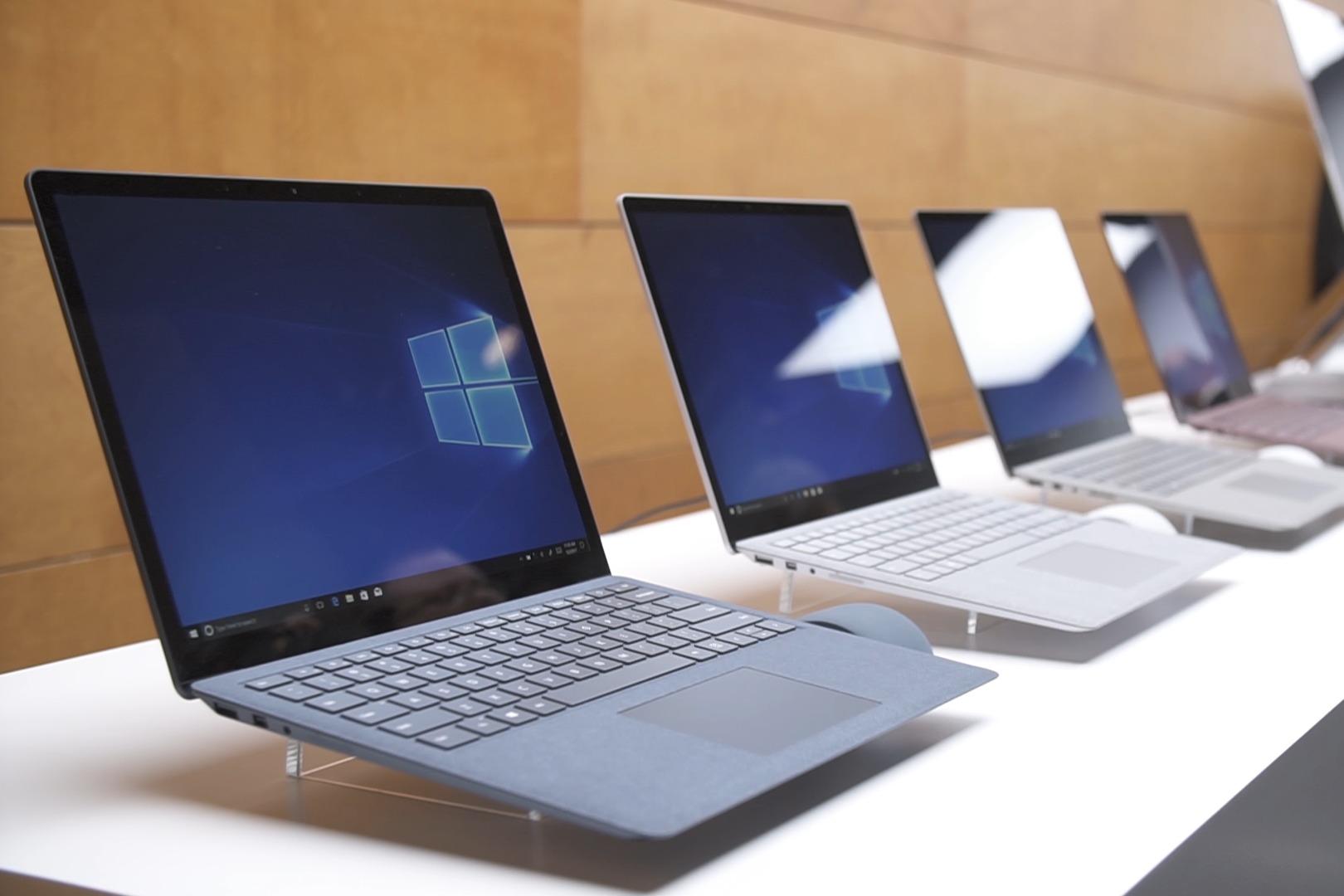 windows 10s laptopy