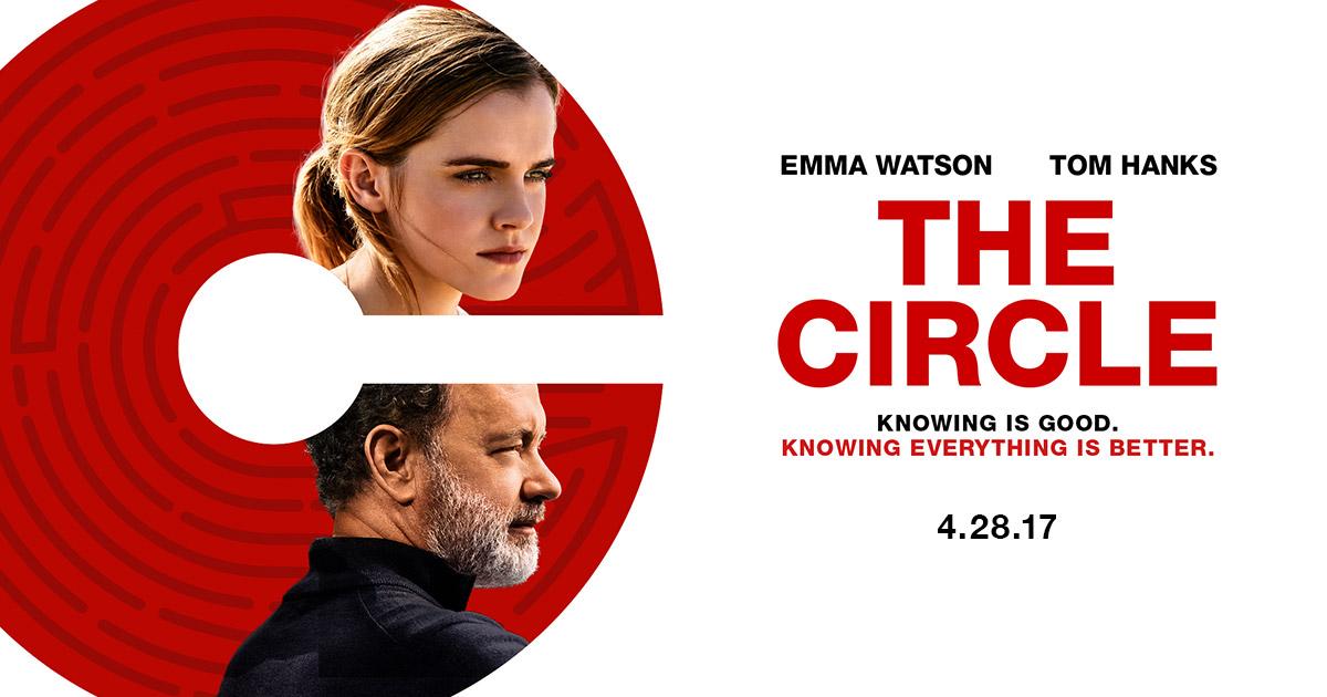 the circle plakat