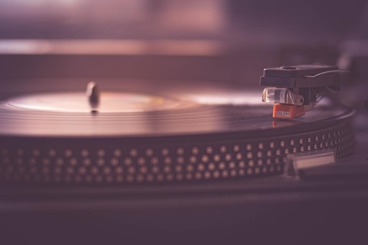 vinyl i gramofon