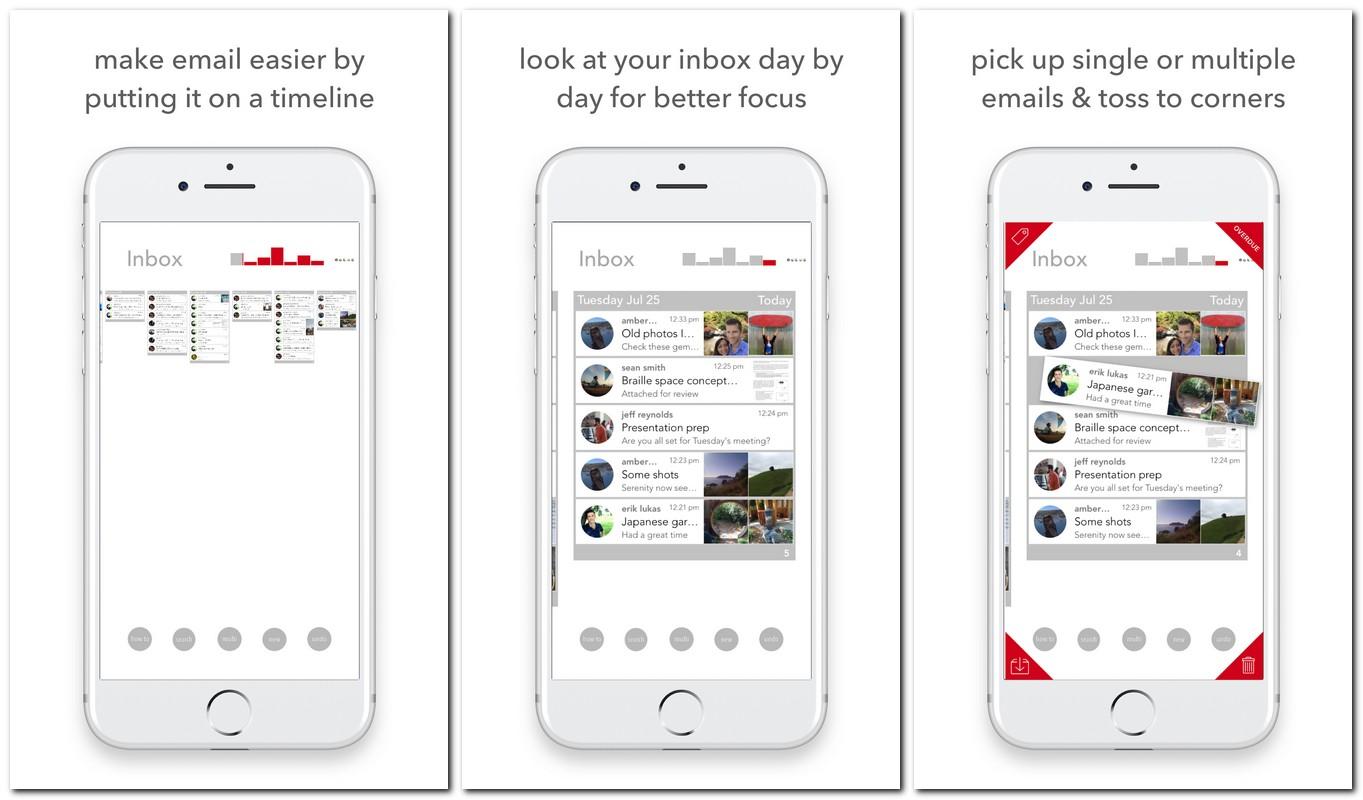 geronimo prezentacja maila na smartfonie iphone