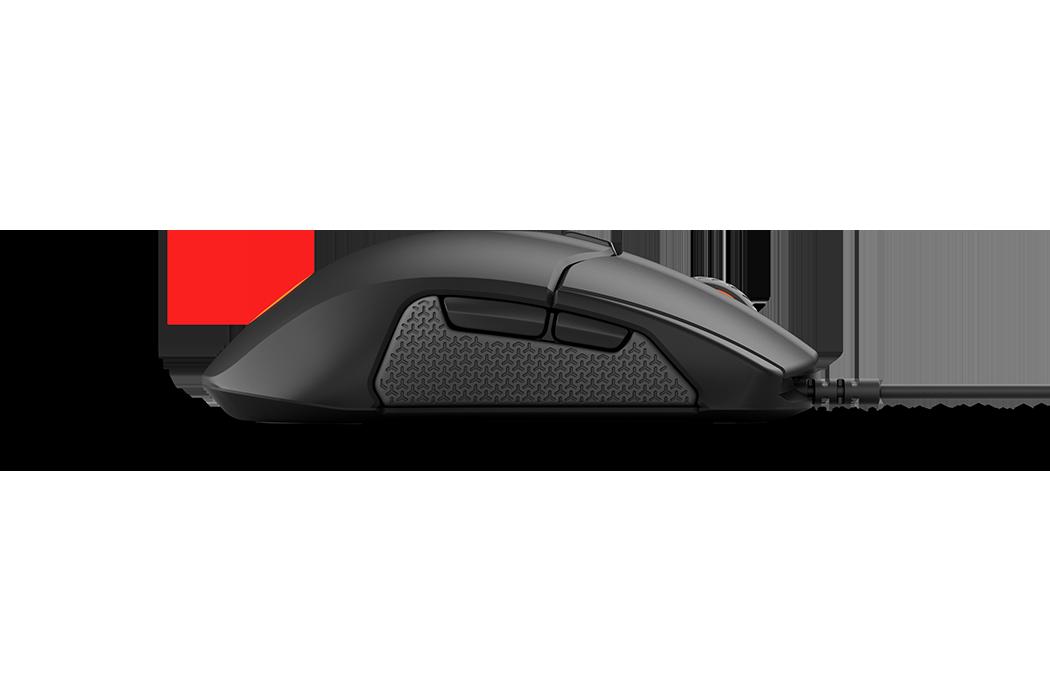 mysz sensei 310 steelseries od boku
