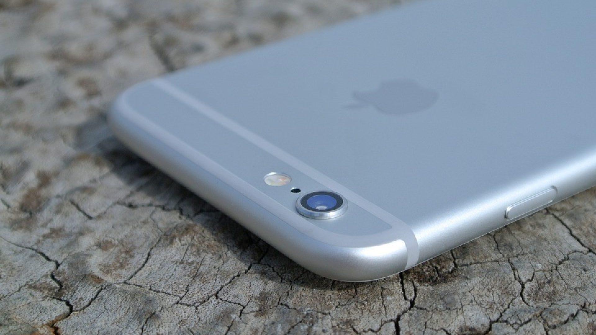 aparat w iphone 8