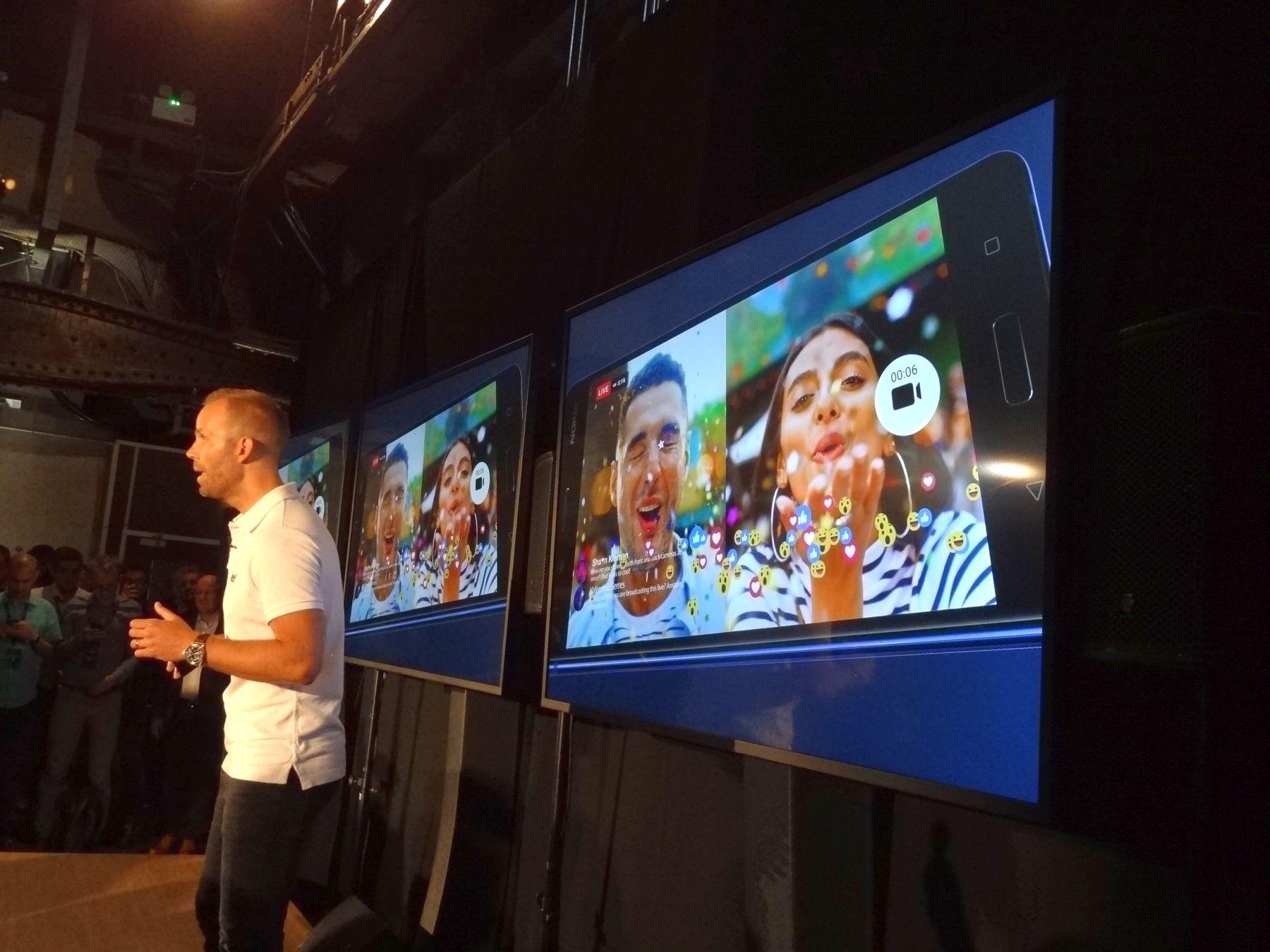 Nokia 8 - prezentacja telefonu