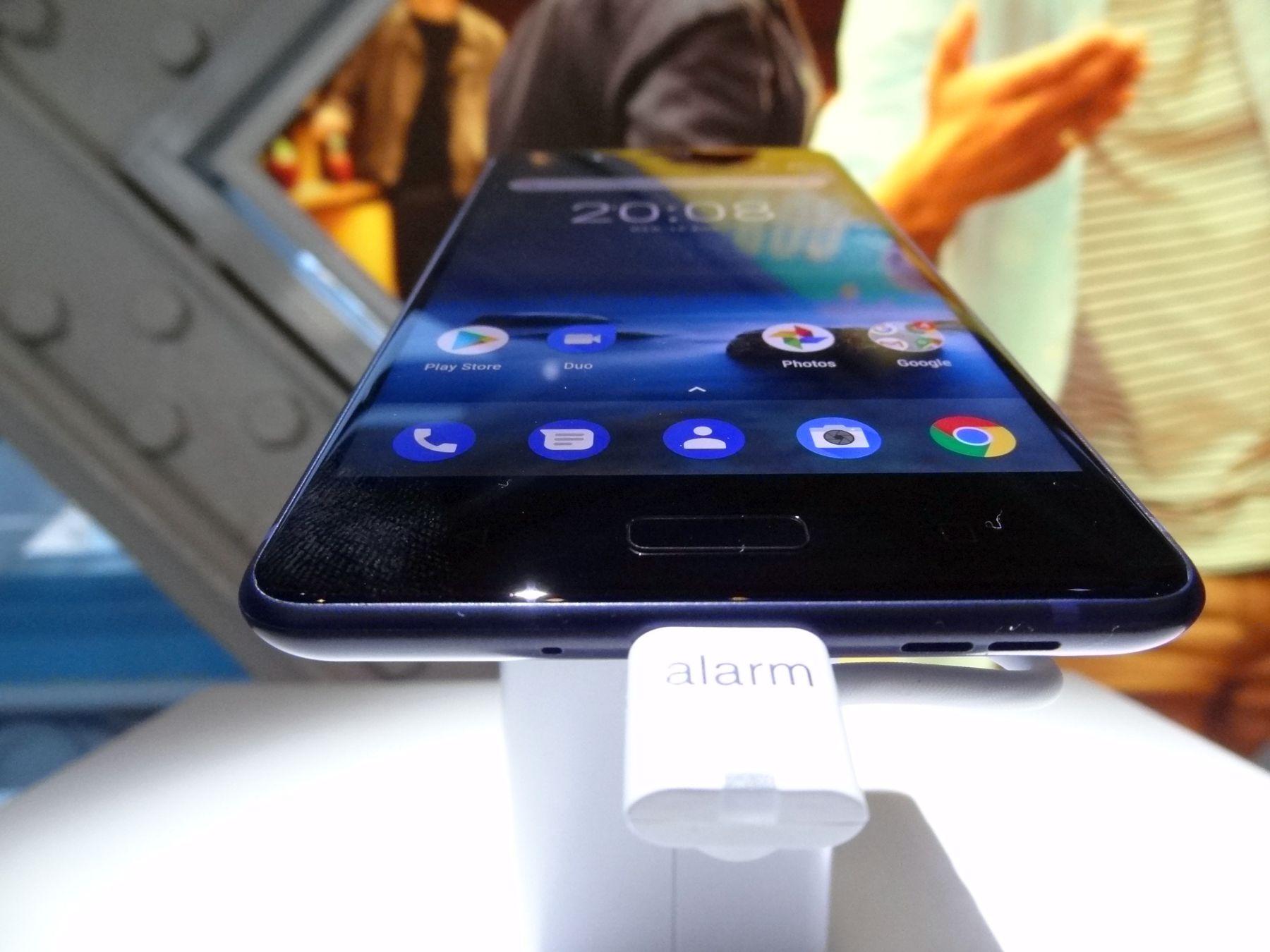 Nokia 8 - jak wygląda telefon?
