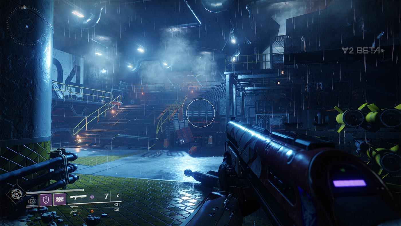 Beta Destiny 2 (PC) - akcja