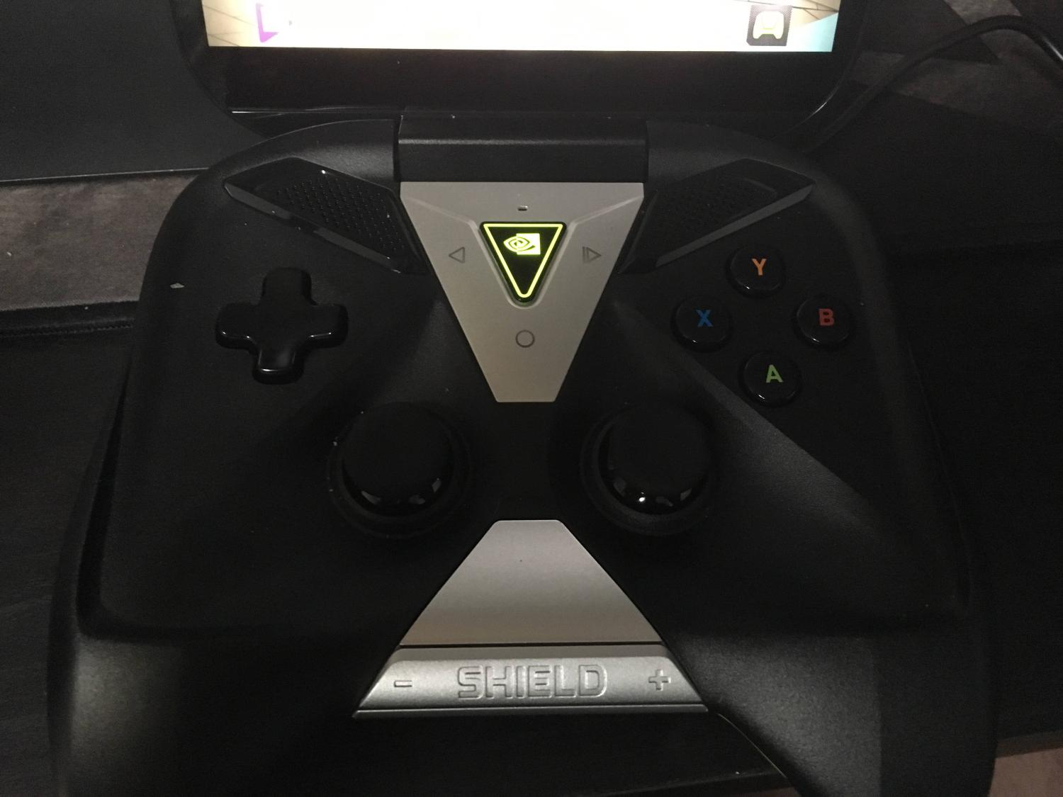 Nvidia Shield Portable 2 pad