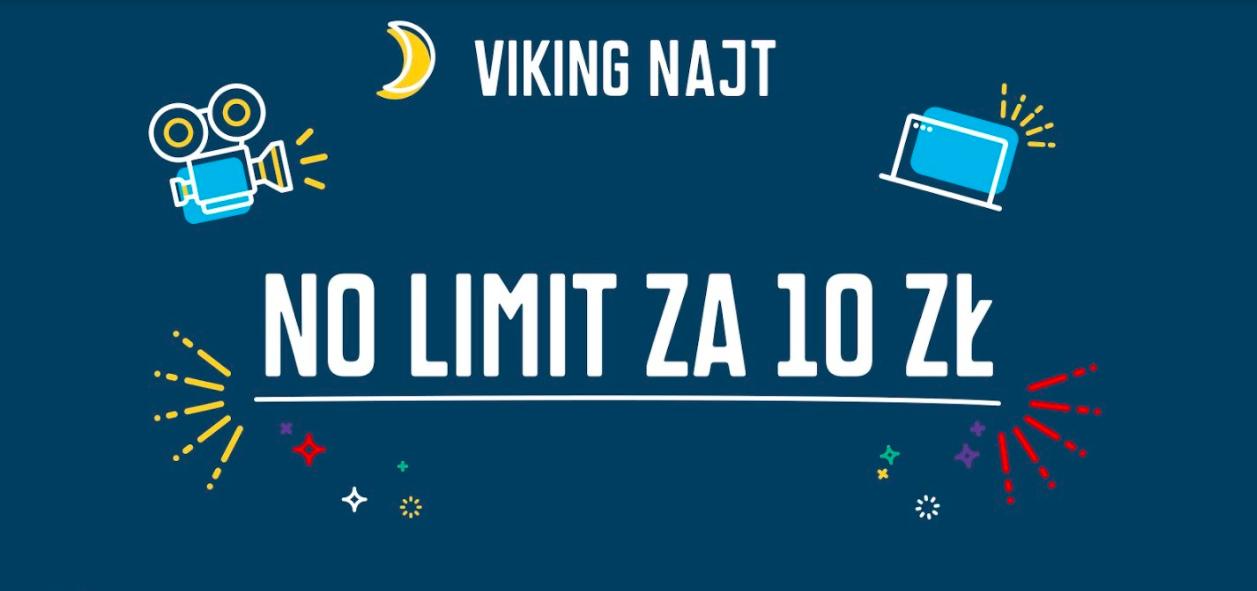 viking najt no limit za 10zł grafika