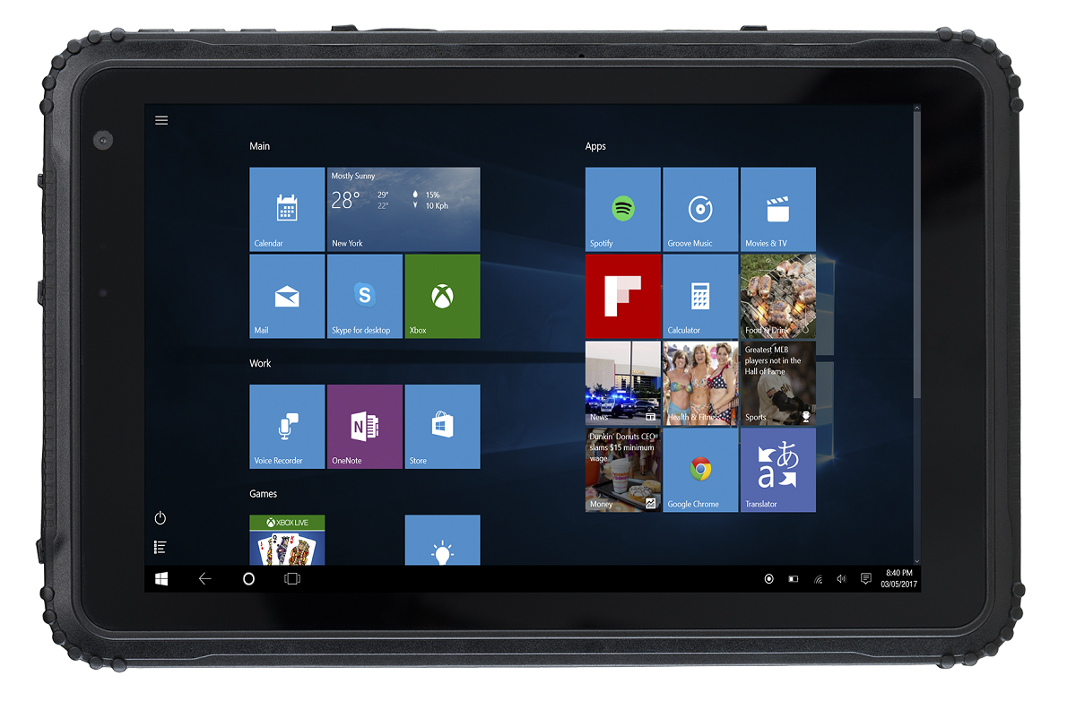 Tablet T20 z Windows 10