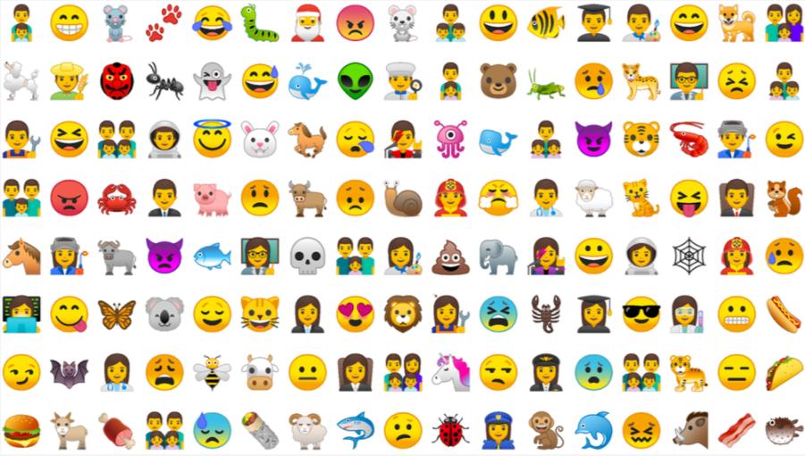 Android 8.0. oreo nowe emoji