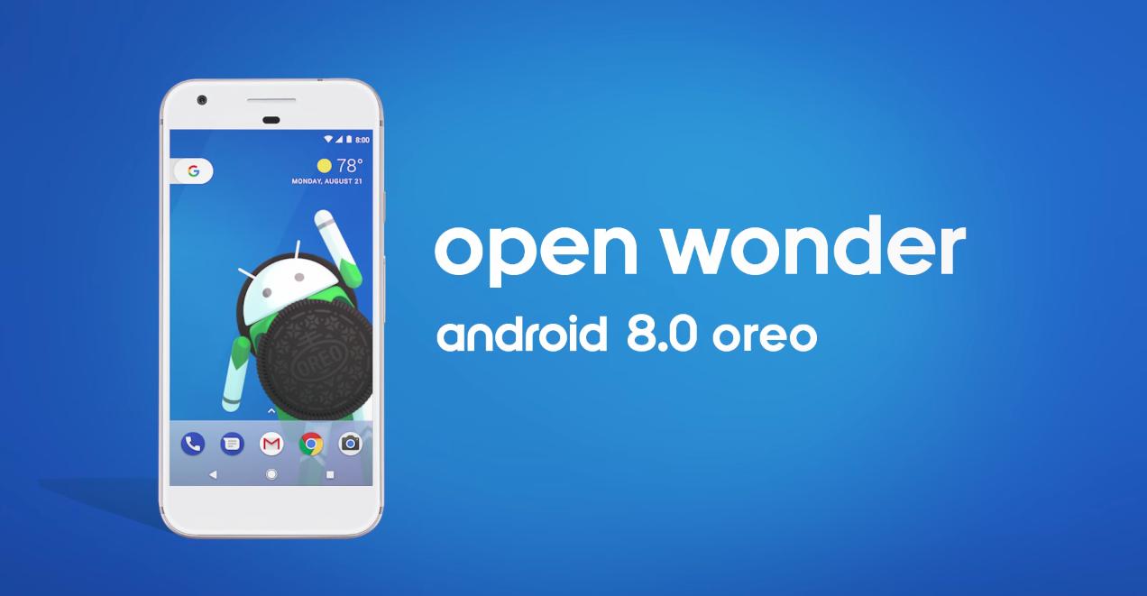 Android 8.0. oreo