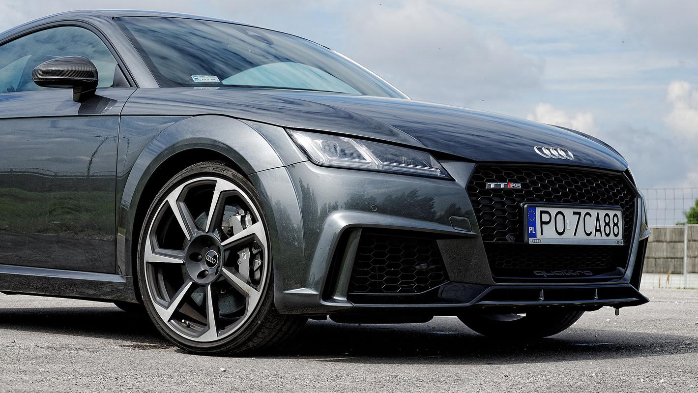 Audi TT RS - zdjęcie 1