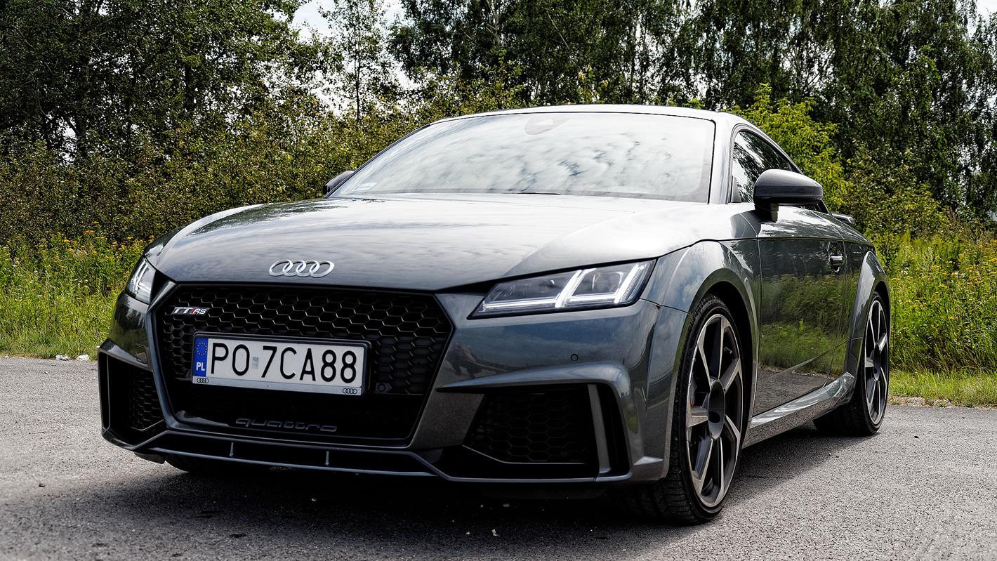 Audi TT RS - zdjęcie 2