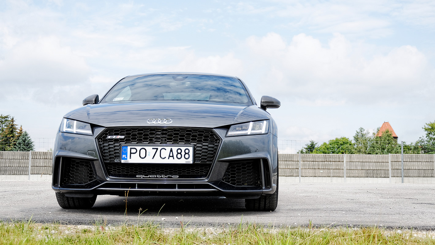 Audi TT RS - zdjęcie 4