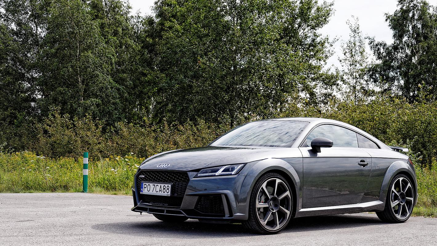 Audi TT RS - zdjęcie 3