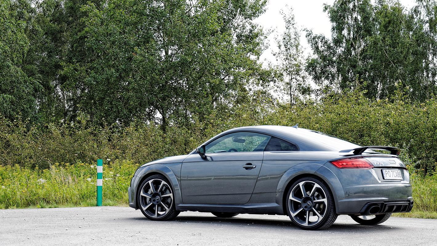 Audi TT RS - zdjęcie 6