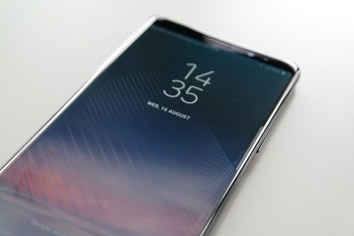 smartfon galaxy note 8