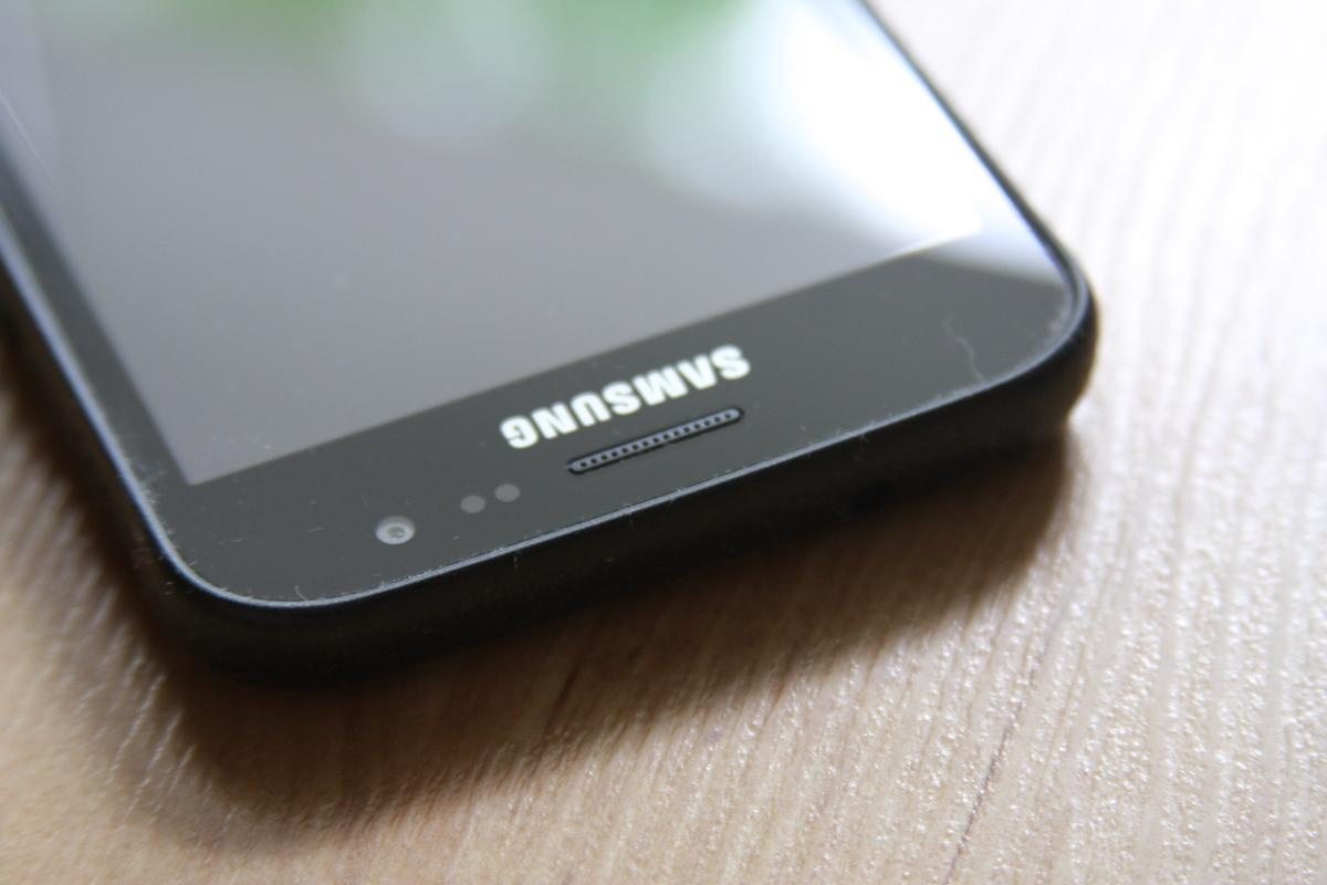 Samsung Galaxy Xcover 4 przód telefonu