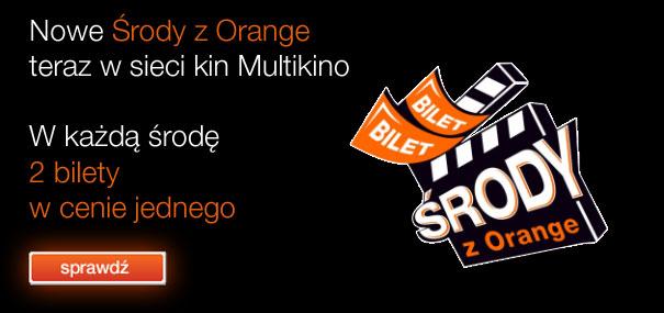 środy w orange multikino grafika