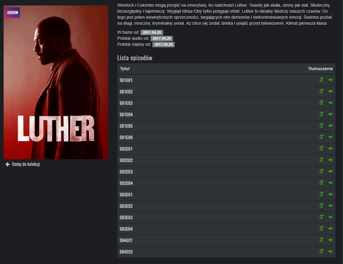 upflix luther