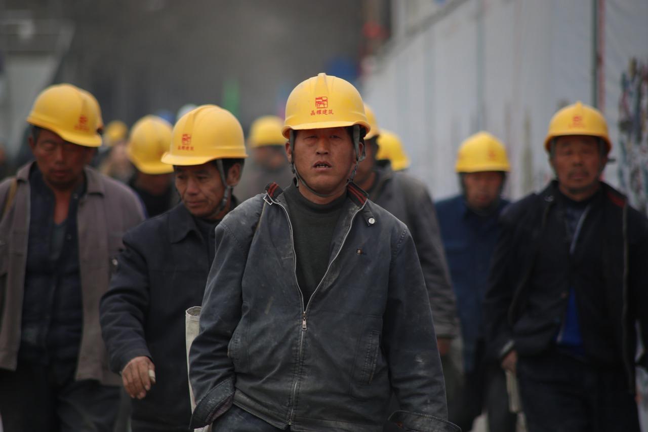azja robotnicy