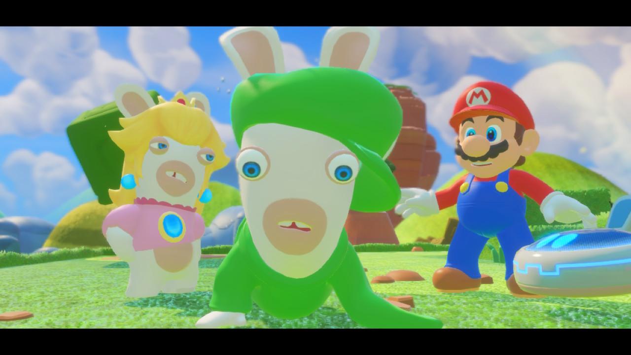 Mario + Rabbids: Kingdom Battle - postacie z gry