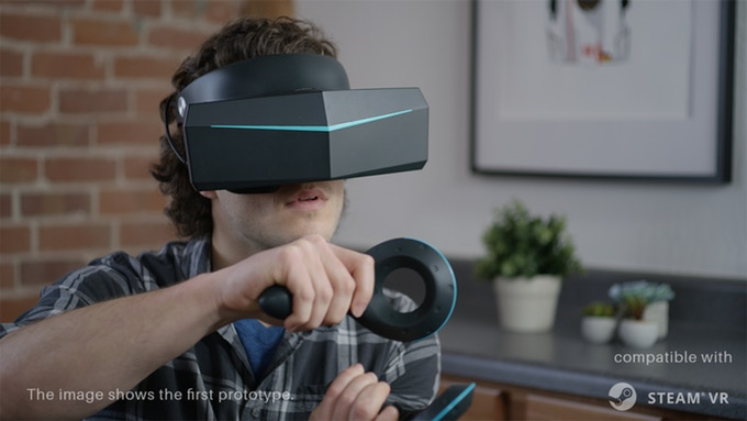 steam VR - Pimax