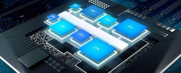 CPU - technologiczna grafika