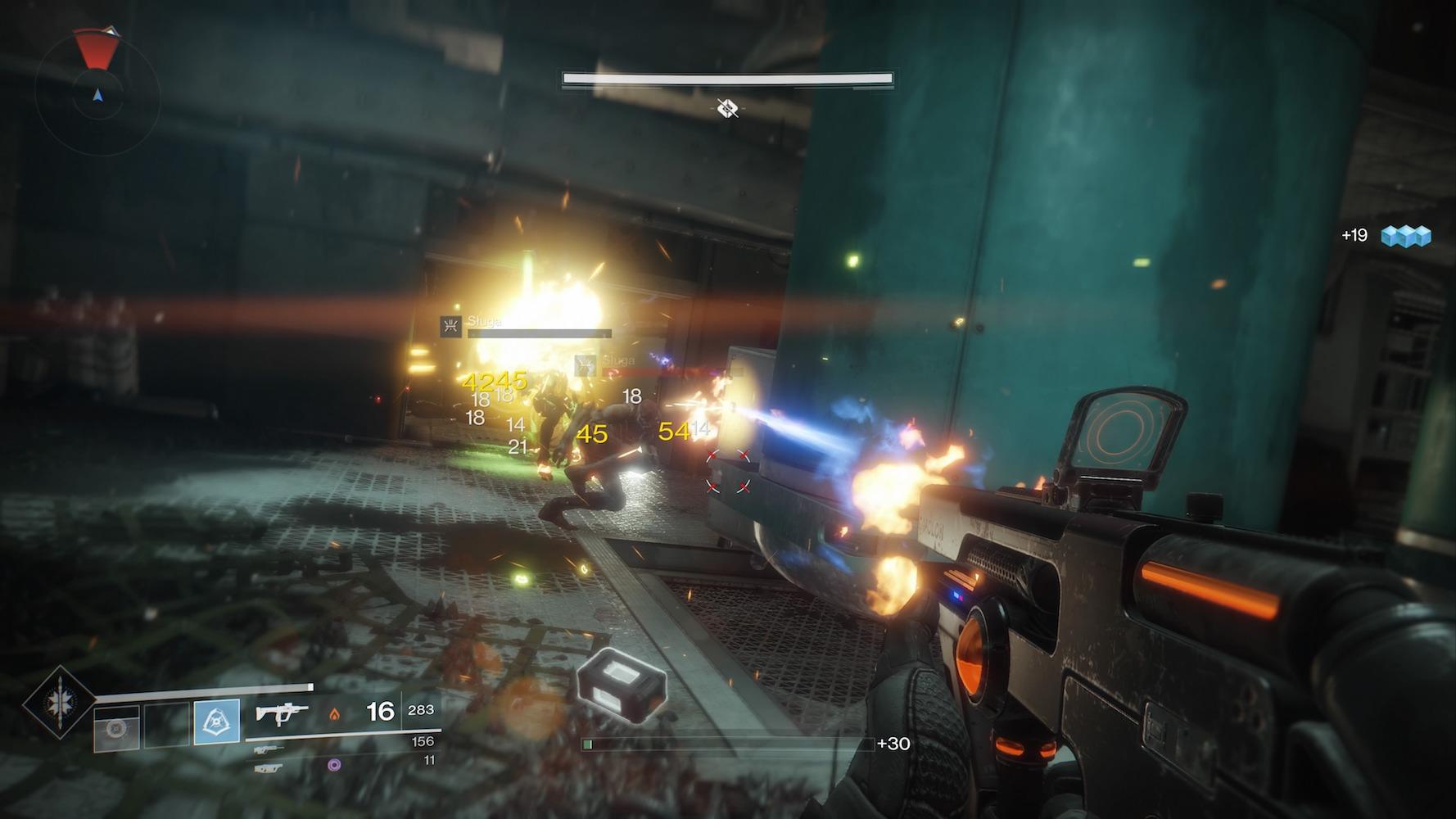 Destiny 2 screenshot z gry - zdjęcie 8