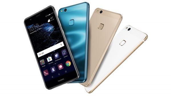 różne kolory smartfonów Huawei